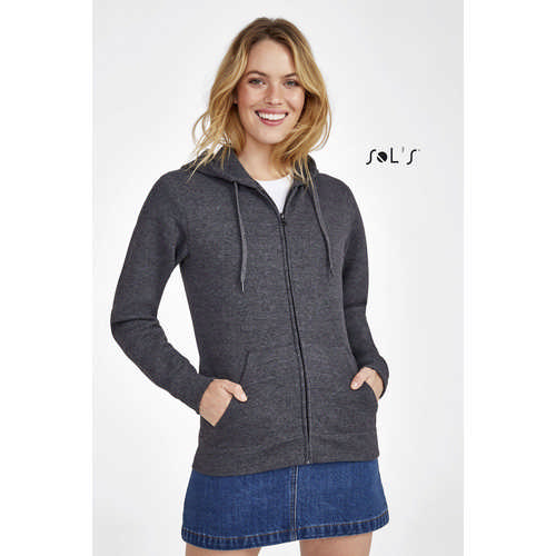 SEVEN WOMENS JACKET WITH LINED HOOD (S47900_ORSO_DEC)
