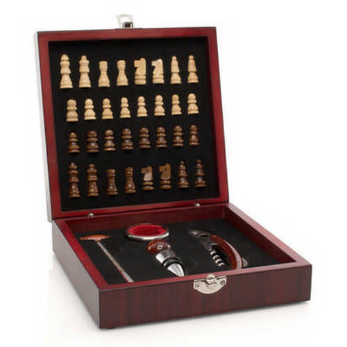 Wine Set Chess (M9647_ORSO_DEC)