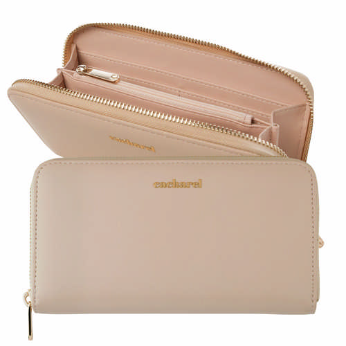 Cacharel Lady wallet Timeless Nude (CEL035X_ORSO_DEC)