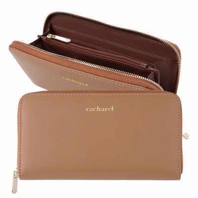 Cacharel Lady wallet Timeless Camel (CEL035Z_ORSO_DEC)