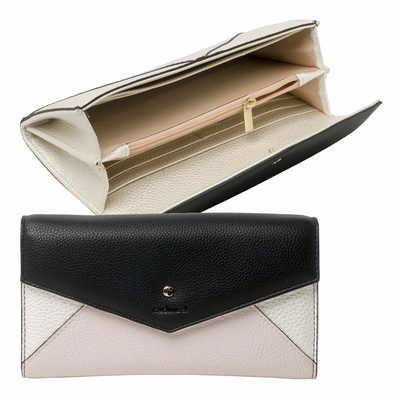 Cacharel Lady purse Beaubourg Black & Cream (CEL735A_ORSO_DEC)