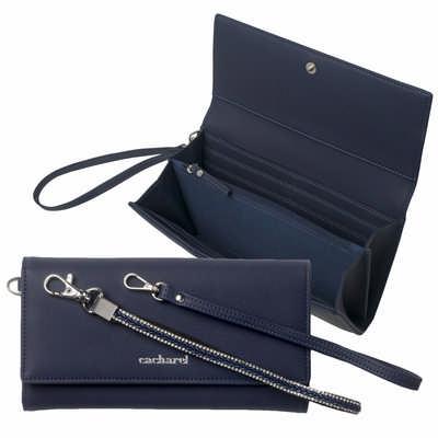 Cacharel Lady purse Iris Navy (CEL835N_ORSO_DEC)