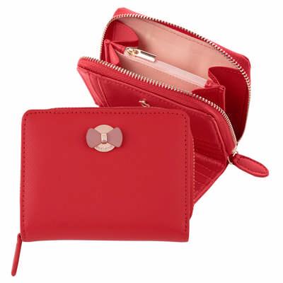 Cacharel Money wallet Hortense Bright Red (CEM034P_ORSO_DEC)