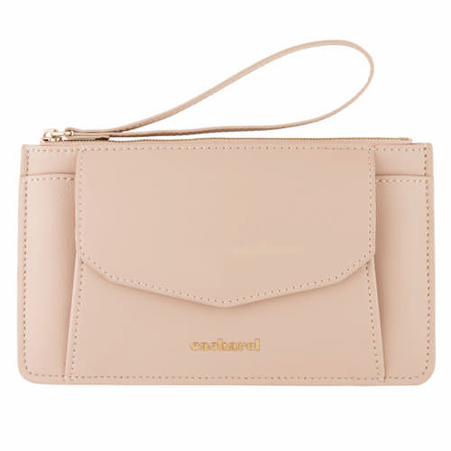 Cacharel Small clutch Timeless Nude (CEN035X_ORSO_DEC)