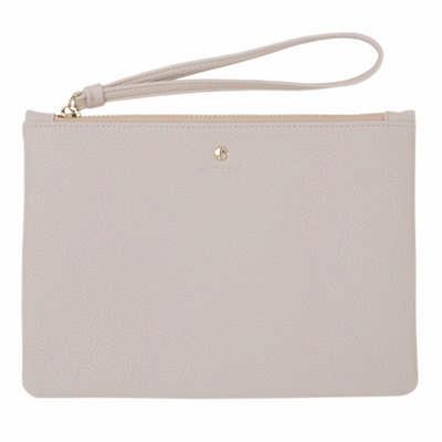 Cacharel Clutch bag Beaubourg Light Pink (CEO735Q_ORSO_DEC)