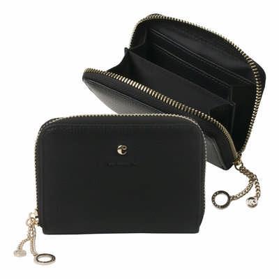 Cacharel Mini wallet Beaubourg Black (CEW735A_ORSO_DEC)