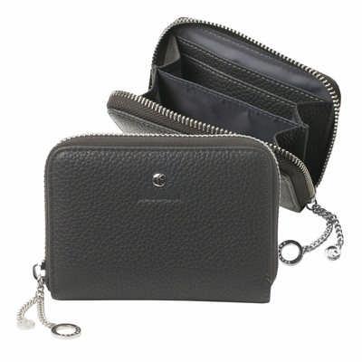 Cacharel Mini wallet Beaubourg Grey (CEW735H_ORSO_DEC)