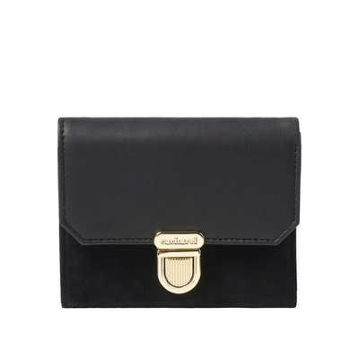 Cacharel Wallet Montmartre Black (CEW936A_ORSO_DEC)