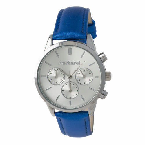 Cacharel Chronograph Madeleine Bright Blue (CMK937L_ORSO_DEC)