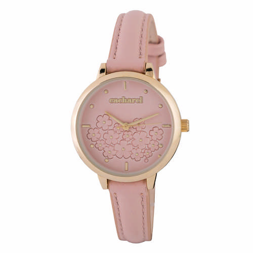 Cacharel Watch Hortense Pink (CMN034Q_ORSO_DEC)