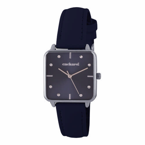 Cacharel Watch Timeless Navy (CMN035N_ORSO_DEC)