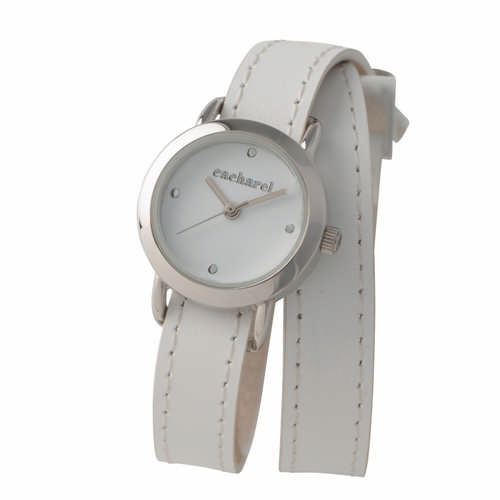 Cacharel Watch Blossom Blanc (CMN558_ORSO_DEC)