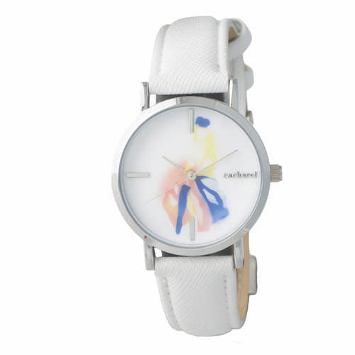 Cacharel Watch Demoiselle Blanc (CMN635F_ORSO_DEC)