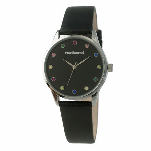 Cacharel Watch Butterfly Black (CMN734A_ORSO_DEC)