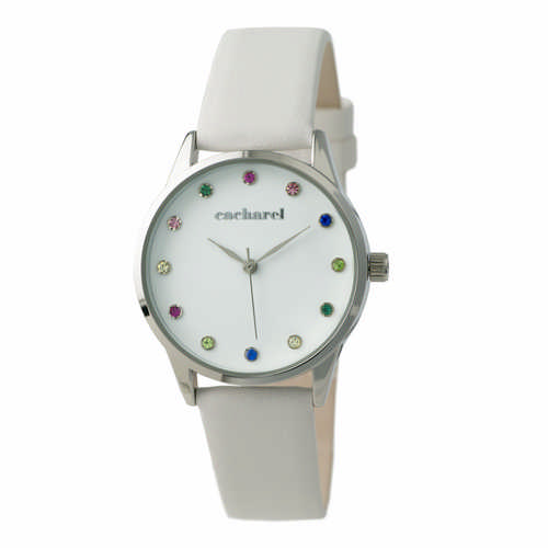 Cacharel Watch Butterfly White (CMN734F_ORSO_DEC)