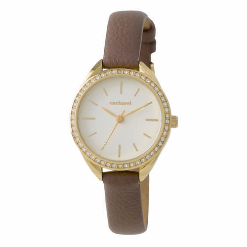 Cacharel Watch Iris Taupe (CMN835Z_ORSO_DEC)
