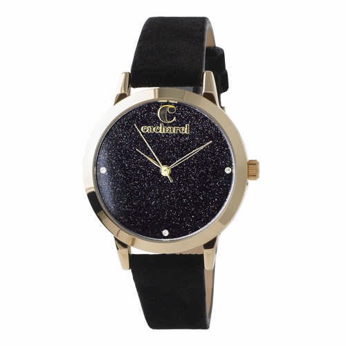 Cacharel Watch Montmartre Black (CMN936A_ORSO_DEC)