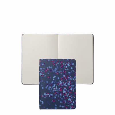 Cacharel Note pad A6 Tourbillon Bleu (CNM514_ORSO_DEC)