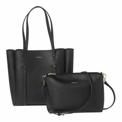 Cacharel Shopping bag Montmartre Black (CTS936A_ORSO_DEC)