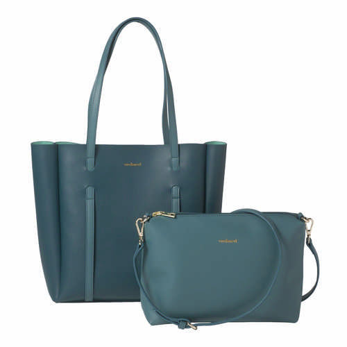 Cacharel Shopping bag Montmartre Green (CTS936T_ORSO_DEC)