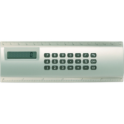 Calculator ruler combo  - (printed with 1 colour(s)) G61_ORSO_DEC