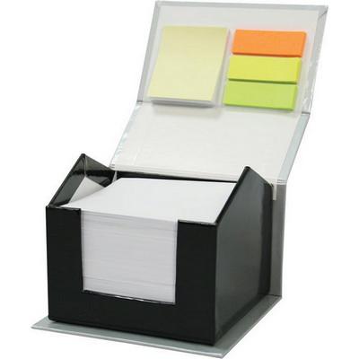 House memo set  - (printed with 1 colour(s)) G933_ORSO_DEC