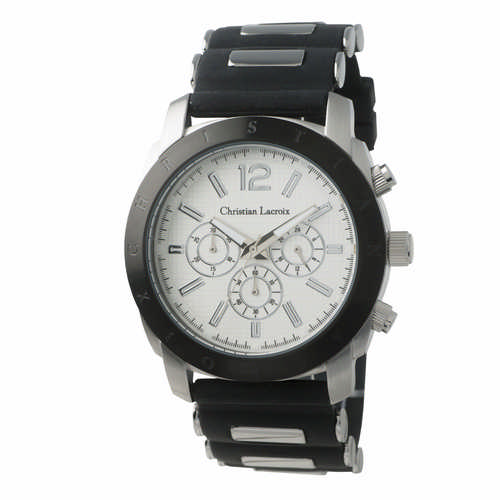 Christian Lacroix Chronograph Dolmen Chrome (LMK681B_ORSO_DEC)