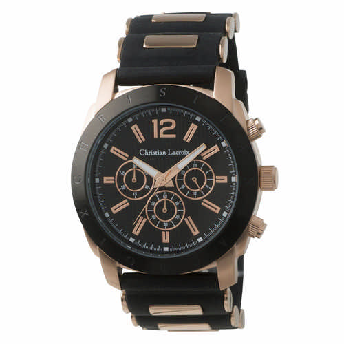 Christian Lacroix Chronograph Dolmen Rose Gold (LMK681E_ORSO_DEC)