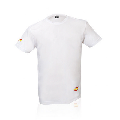 Adult T-Shirt Tecnic Bandera - (printed with 4 colour(s)) M3581_ORSO_DEC