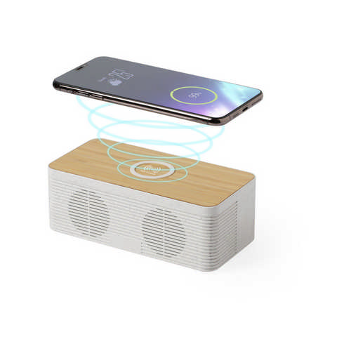 Charger Speaker Trecam - (printed with 1 colour(s)) M6546_ORSO_DEC