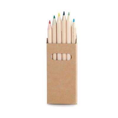 Pencil Set Girls (M8585_ORSO_DEC)