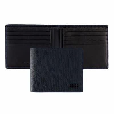 Cerruti 1881 Card wallet Irving Blue (NLW012N_ORSO_DEC)