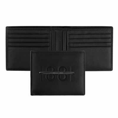 Cerruti 1881 Card wallet Horton Black (NLW013A_ORSO_DEC)