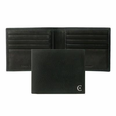 Cerruti 1881 Card wallet Hamilton Black (NLW711A_ORSO_DEC)