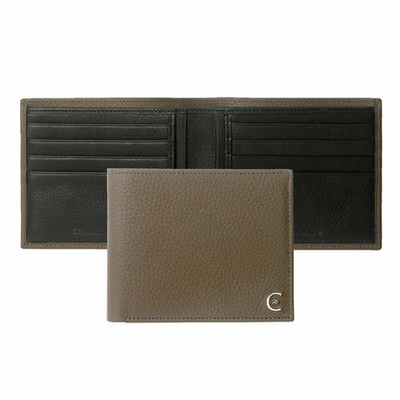 Cerruti 1881 Card wallet Hamilton Taupe (NLW711X_ORSO_DEC)