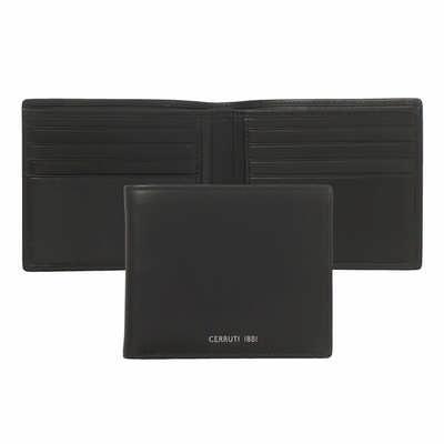 Cerruti 1881 Card wallet Zoom Black (NLW914A_ORSO_DEC)
