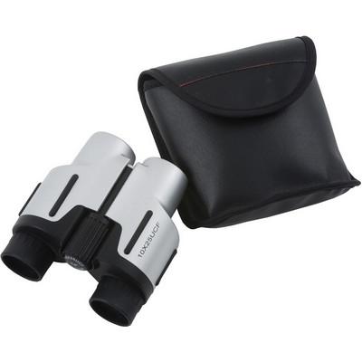 10 x 25 Binoculars with cas