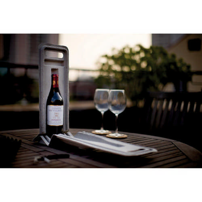 ECO wine holder (G1026_ORSO_DEC)