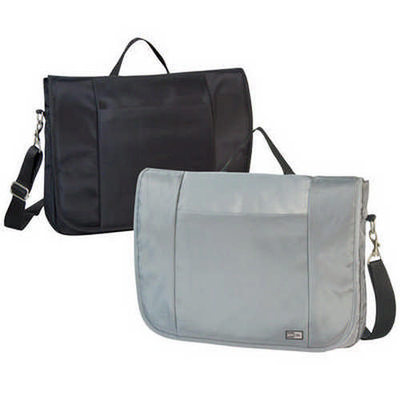 Excel shoulder satchel - (printed with 1 colour(s)) G1028_ORSO_DEC