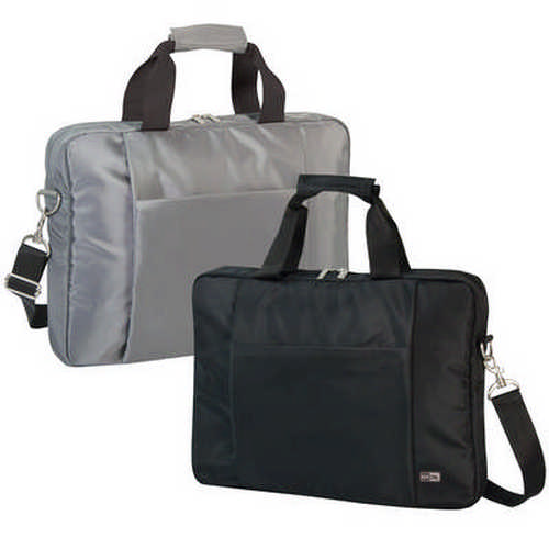 Excel zip top satchel - (printed with 1 colour(s)) G1031_ORSO_DEC