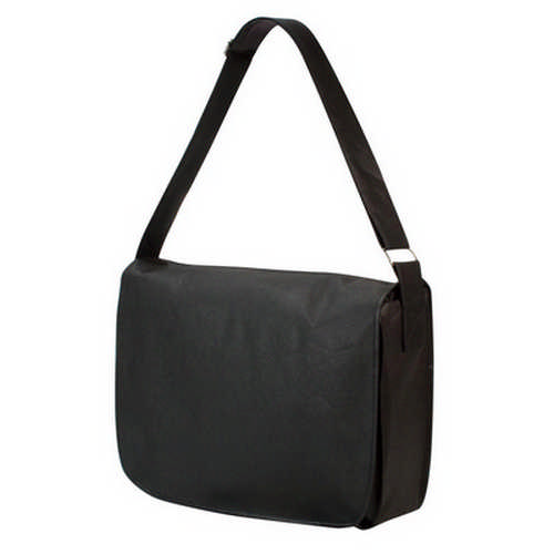 ECO flap over satchel - (printed with 1 colour(s)) G1036_ORSO_DEC