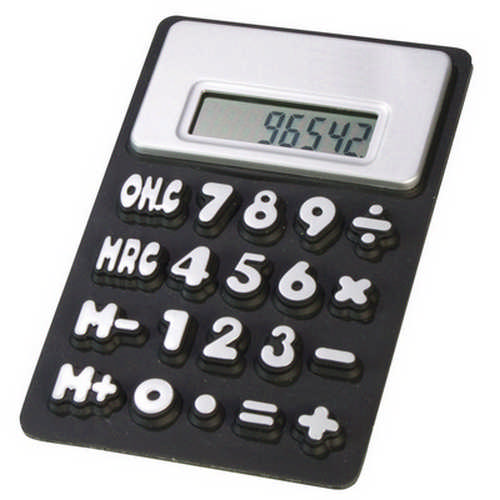Floppy calculator - (printed with 1 colour(s)) G1047_ORSO_DEC