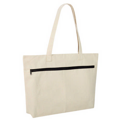 Cotton conference bag - (printed with 1 colour(s)) G1125_ORSO_DEC