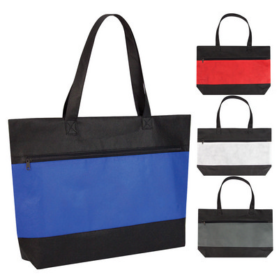 Non woven conference bag - (printed with 1 colour(s)) G1126_ORSO_DEC