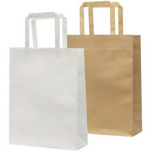 Paper bag - Large - (printed with 1 colour(s))