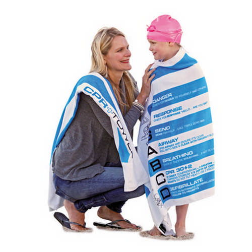 CPR Towel - (printed with 1 colour(s)) G1501_ORSO_DEC