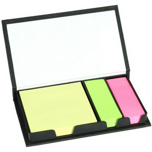 Desk Sticky Note Holder - (printed with 1 colour(s)) G1663_ORSO_DEC