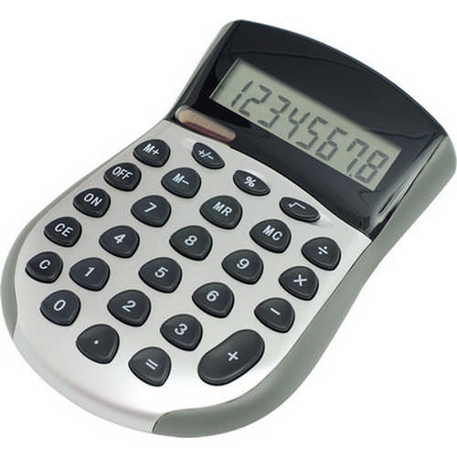 Ergo calculator - (printed with 1 colour(s)) G334_ORSO_DEC
