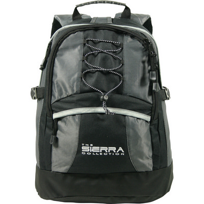 Sierra computer backpack - (printed with 1 colour(s))