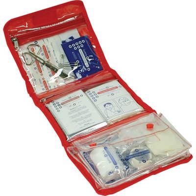 Folding first aid kit (G406_ORSO_DEC)